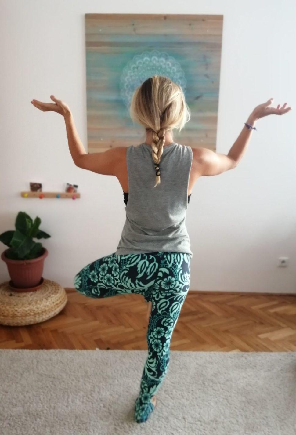 rovnováha, střed těla, uvědomění, harmonie
